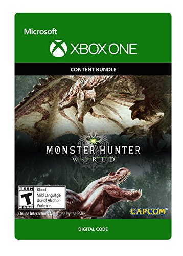 Monster Hunter: World - Deluxe Edition - Xbox One [Digital Code] by Capcom