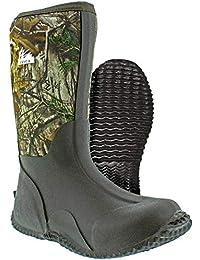 Kids Mudstomper Winter Boots Size: 6 Camo