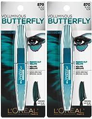 L'Oreal Paris Cosmetics Voluminous Butterfly Waterproof...
