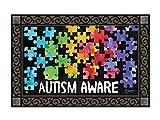 Autism Aware MatMates Doormat #11354