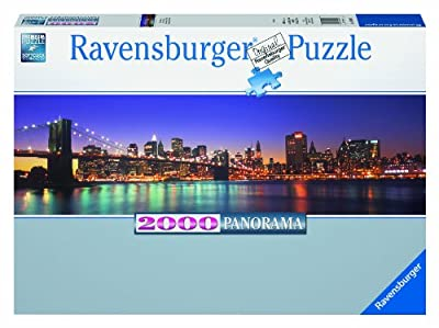 York City 2000 Panorama Puzzle from Ravensburger