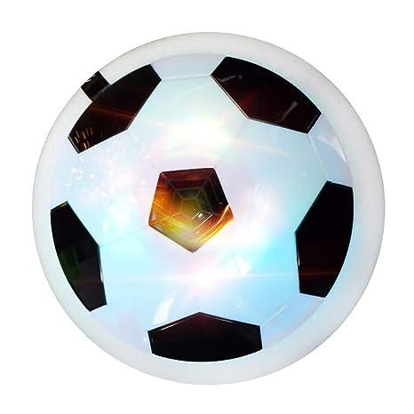 QYEND - Pelota de fútbol para niños con Luces LED: Amazon.es ...