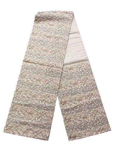 効率的に頑張る発生リサイクル 袋帯 [服部織物] 青々庵 正絹 六通