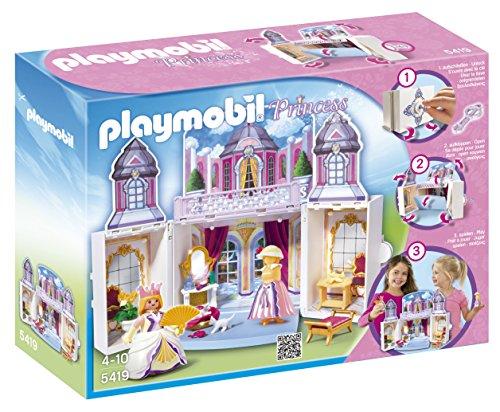 PLAYMOBIL My Secret Princess Castle Play Box Playset Fan Back Settee