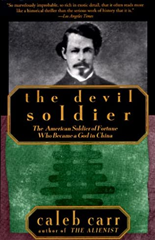 book cover of The Devil Soldier