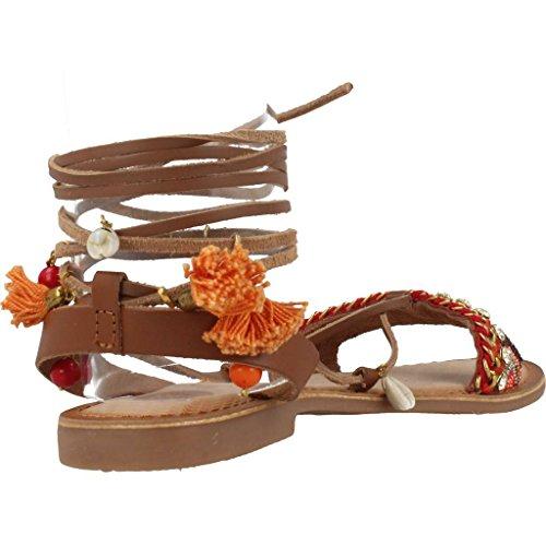 Nero per Donne Le Arancione Per E Sandali marca Nero modello Sandali le GIOSEPPO infradito colore e Infradito donne GIOSEPPO 40496R YxFBqEwZ6