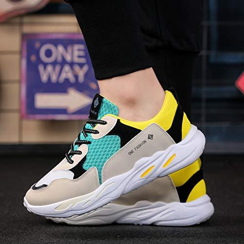 Courir Chaussures Hommes Nanxieho Mode Tendance Sport Loisir YwvOwq4