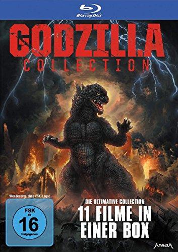 Godzilla Collection - Limited Editon