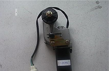 Limpiaparabrisas GOWE motor para PC200-5 limpiaparabrisas motor - excavadora triciclo eléctrico - máquina el