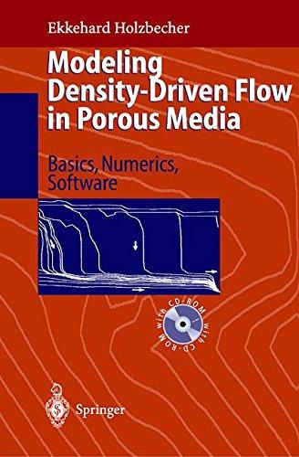 Modeling Density-Driven Flow in Porous Media: Principles, Numerics, Software ebook