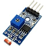 KKHMF 感光性センサーモジュール フォトレジスタモジュール Arduinoと互換