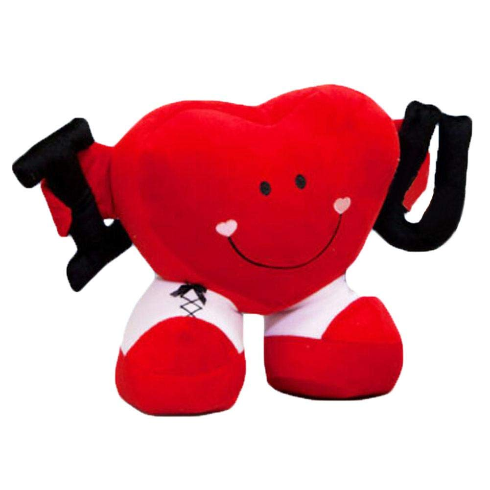 i Love Youdoll-Cute Red Love Plush Toy-Birthdays-red