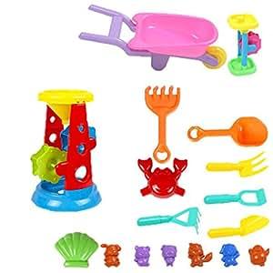 Summer Kids Outdoor Beach Sand Toys Random Color