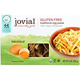 Jovial Traditional Egg Tagliatelle Pasta - Brown Rice - - 9 oz - Case of 12 - 100% Organic - Gluten Free - Wheat Free