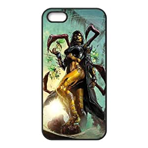 IMISSU Mortal Kombat X2 Phone Case For iPhone 5,5S [Pattern-6]