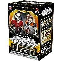 $159 » 2020 Panini Prizm Football Fanatics Exclusive Blaster Box - 1 Rookie Memorabilla Per Box on Average - 3 Exclusive Base or Rookie Orange…