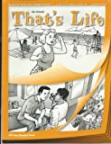 That's Life Introductory Level Teacher Guide with Audio CD, Ann Gianola, 1564207757