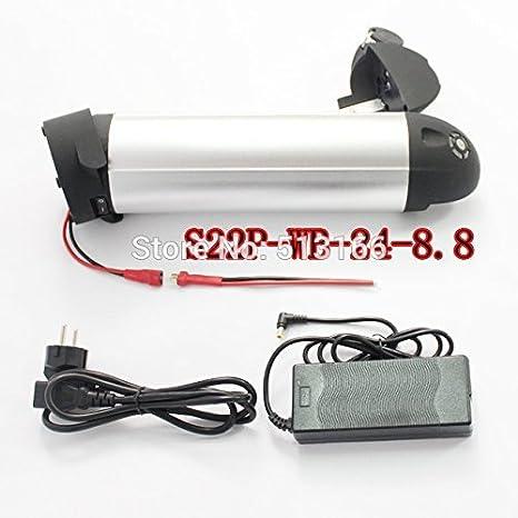 HYLH Regalo de año Nuevo S22P-WB 24V 8.8Ah Batería de Litio de polímero de Bicicleta eléctrica 3.7V 2.2AH para SAMS 10A 3C Potente batería de celda