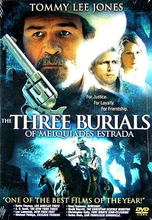Amazon.com: The Three Burials of Melquiades Estrada: Jones, Tommy Lee,  Yoakum, Dwight: Movies & TV