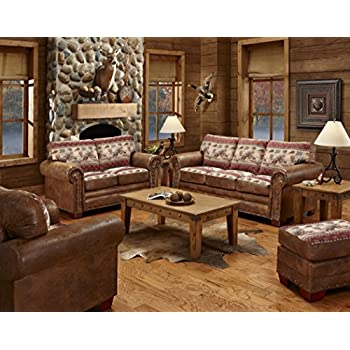 Charmant American Furniture Classics 4 Piece Deer Valley Sofa