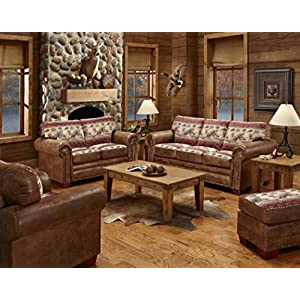 American Furniture Classics 4-Piece Deer Valley Sleeper Sofa
