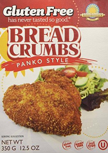 Make the Best Gluten Free Slow Cooker Turkey Meatballs Ever with Kinnikinnick Panko Bread Crumbs, 12.5 oz