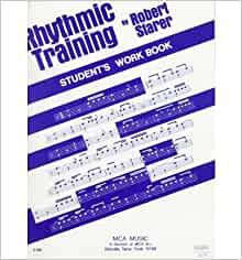 Rhythmic training by robert starer