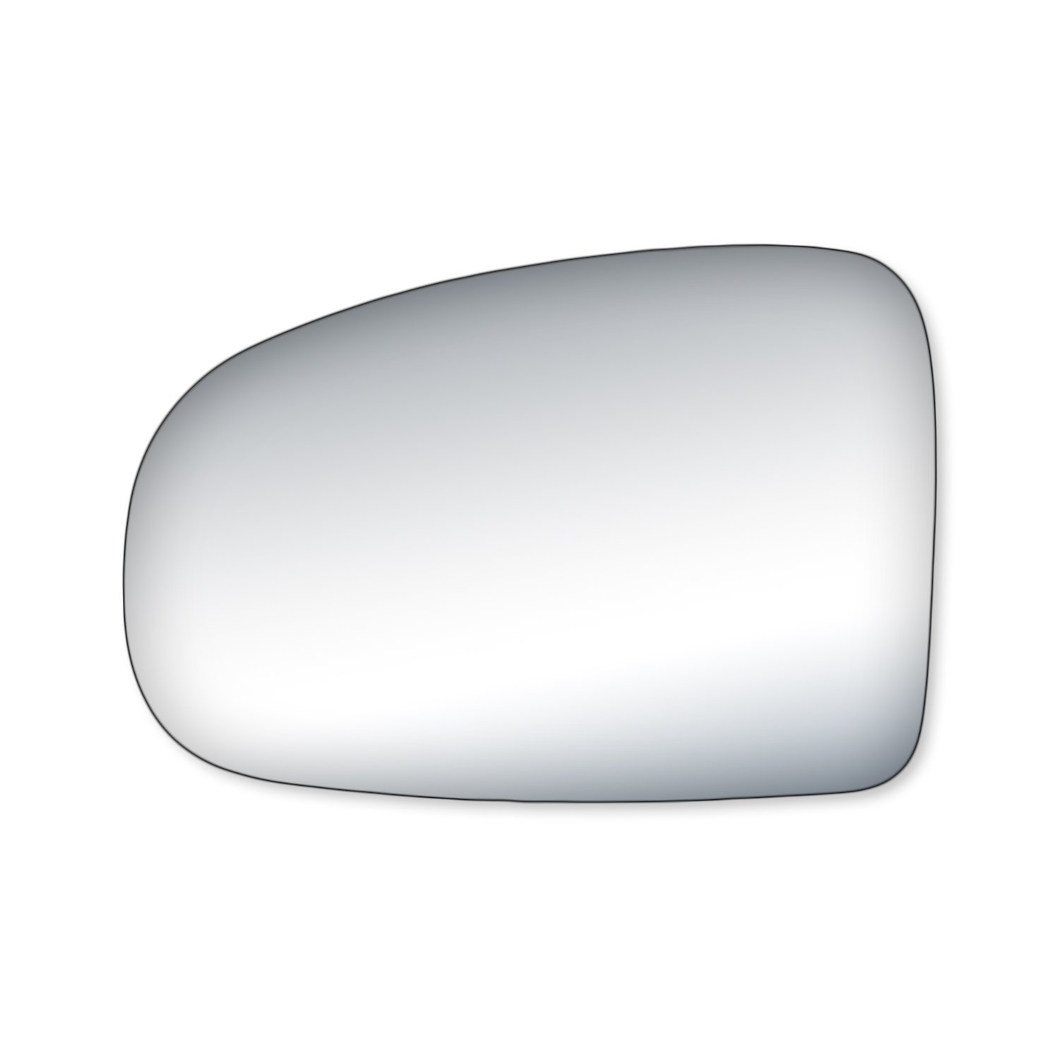 Fit System 99227 Driver/Passenger Side Replacement Glass K Source