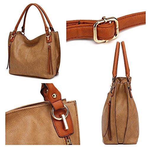 Strategy Freda Bag Hobo Cognac Style T6qdxSw6Z