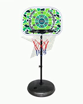 CXK-Basketball Soporte De Baloncesto para Niños Multifunción ...