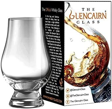 El vaso oficial de Glencairn Crystal para degustación de whisky.,Ha sido desarrollado junto con la i