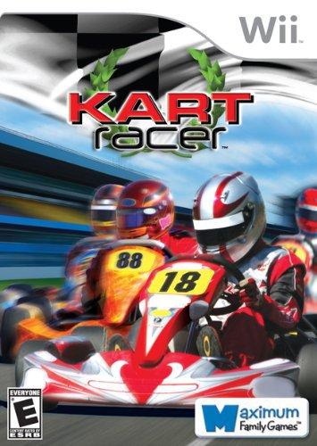 Kart Racer - Nintendo Wii - Indoor Go Karts