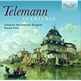 TELEMANN: Complete Overtures