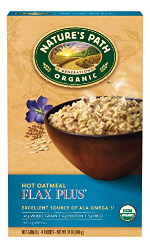 natures-path-organic-instant-hot-oatmeal-flax-plus-14-ounce-pack-of-6