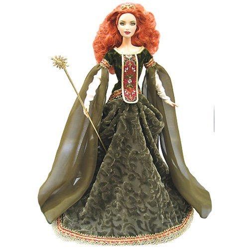 Barbie Platinum Label Doll - Deirdre of Ulster - Legends of Ireland Collection