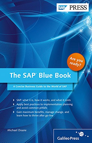 (The SAP Blue Book: A Concise Business Guide to the World of SAP )