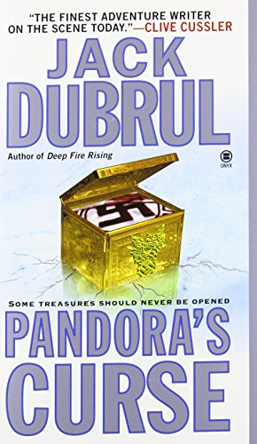 book cover of Pandora\'s Curse