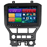 RoverOne Android 6.0 Quad Core In Dash GPS Navigation for Ford Mustang 2015 2016 2017 with Stereo Radio Bluetooth Mirror Link 10.2inch Touch Screen Review