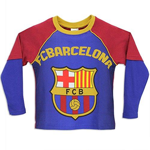 Barcelona football club boys barcelona fc pyjamas ages 3 - Baby spa barcelona ...