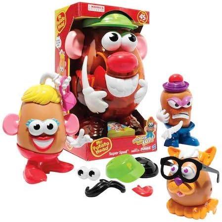 Playskool Mr. Potato Head Super Spud(US Version imported by ...