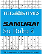 The Times Samurai Su Doku 4: 100 challenging puzzles from The Times