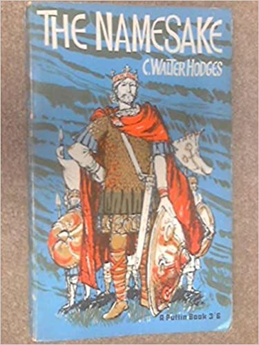 The marsh king: a story of King Alfred, by C. Walter Hodges (1967-05-03)