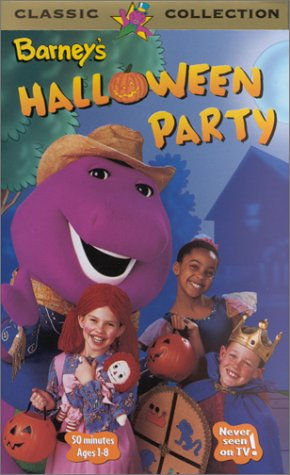 Halloween Party [VHS] -