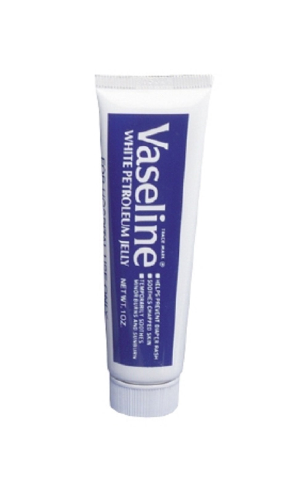 Vaseline - Petroleum Jelly - 1 oz. - Tube - NonSterile - 144/Case-McK
