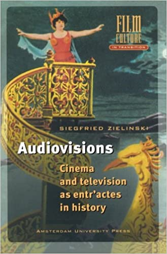 Book Audiovisions: Cinema and Television as Entr'actes in History (Film Culture in Transition)