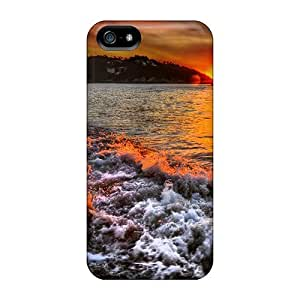 Brand New 5/5s Defender Cases For Iphone (waves)