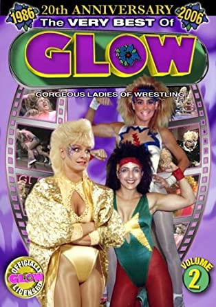 Amazon com: The Very Best of GLOW, Vol  2: Jeanne Basone