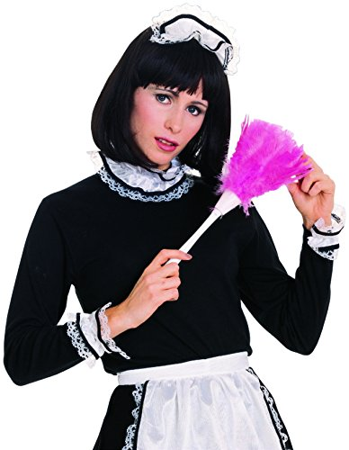 Rubie's Women's French Maid Costume Accessory Kit, Black/White, One -