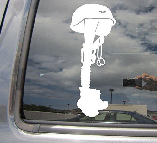 - Fallen Soldier Battlefield Cross - Battle Military