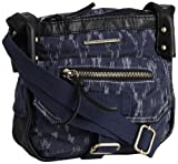 Roxy Juniors Admiral Crossbody Bag, Navy, One Size